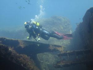 ITDA Advanced Diver