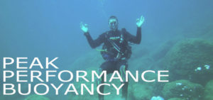 PADI - Peak Performance Buoyancy